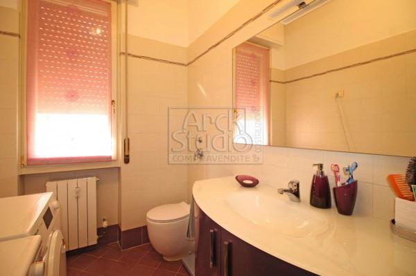 Appartamento in vendita a Cassano d'Adda, Mercato, Con giardino, 90 mq - Foto 9