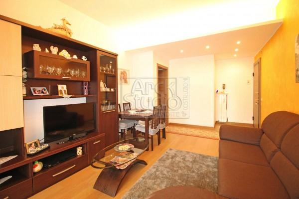 Appartamento in vendita a Cassano d'Adda, Mercato, Con giardino, 90 mq - Foto 19