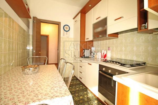 Appartamento in vendita a Cassano d'Adda, Mercato, Con giardino, 90 mq - Foto 14