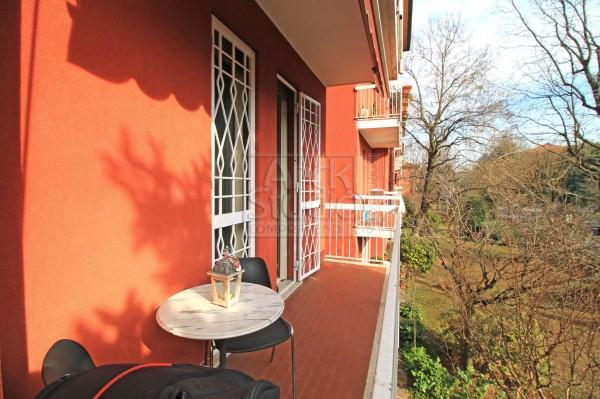 Appartamento in vendita a Cassano d'Adda, Mercato, Con giardino, 90 mq - Foto 20
