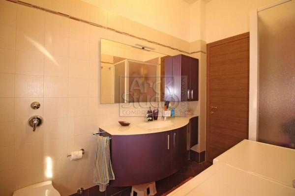 Appartamento in vendita a Cassano d'Adda, Mercato, Con giardino, 90 mq - Foto 10