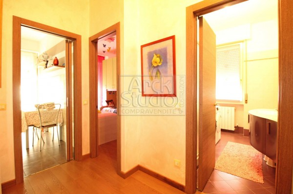 Appartamento in vendita a Cassano d'Adda, Mercato, Con giardino, 90 mq - Foto 13