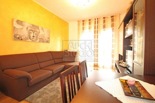 Appartamento in vendita a Cassano d'Adda, Mercato, Con giardino, 90 mq - Foto 17