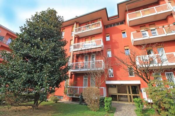 Appartamento in vendita a Cassano d'Adda, Mercato, Con giardino, 90 mq - Foto 18