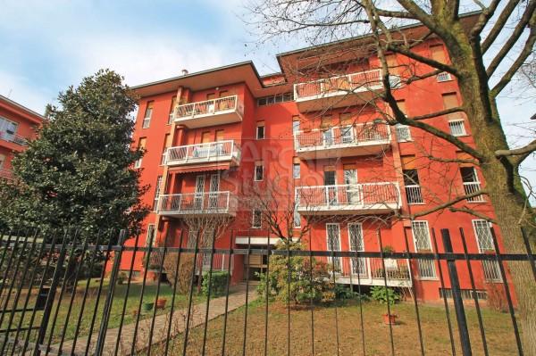 Appartamento in vendita a Cassano d'Adda, Mercato, Con giardino, 90 mq - Foto 4