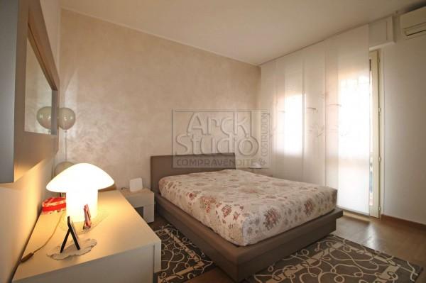 Appartamento in vendita a Cassano d'Adda, Mercato, Con giardino, 90 mq - Foto 12