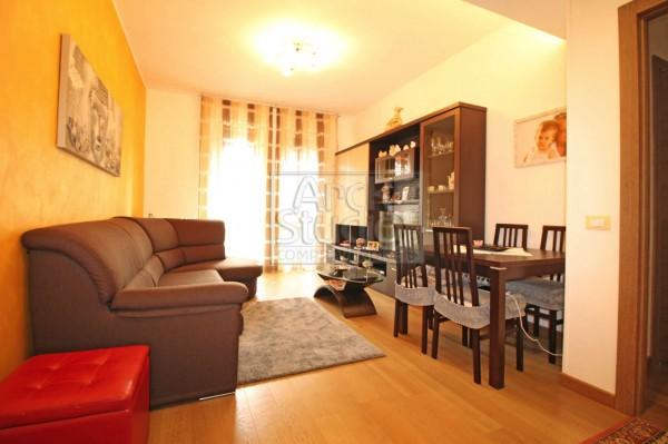 Appartamento in vendita a Cassano d'Adda, Mercato, Con giardino, 90 mq - Foto 16