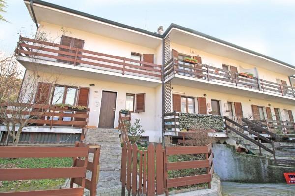 Villetta a schiera in vendita a Cassano d'Adda, Con giardino, 177 mq
