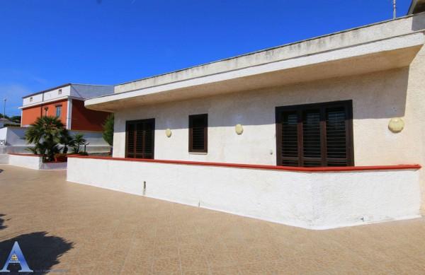 Villa in vendita a Taranto, Lama, Con giardino, 121 mq