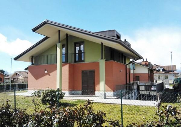 Villa in vendita a Rivarossa, Bandi Diletta Paradiso, Con giardino, 340 mq