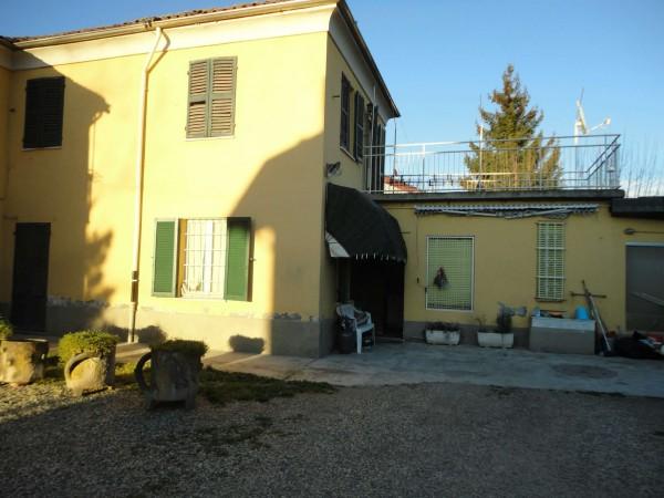 Casa indipendente in vendita a Alessandria, Valmadonna, Con giardino, 120 mq