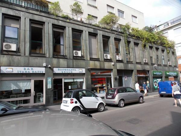 Appartamento in affitto a Milano, Corso Genova, Arredato, 80 mq