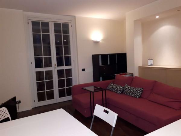 Appartamento in affitto a Saronno, Stazione, 60 mq