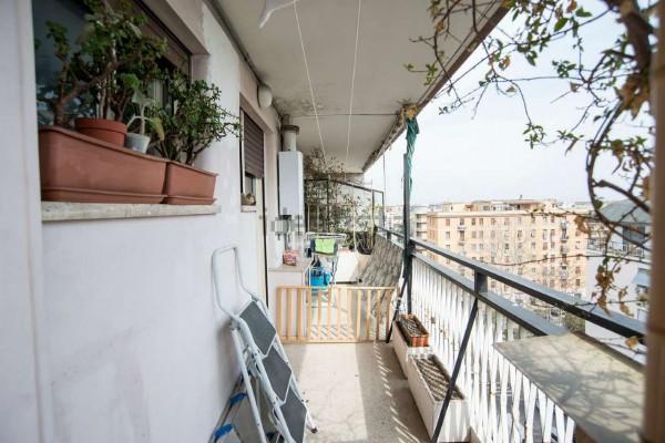 Appartamento in vendita a Roma, Tuscolana - Don Bosco, 78 mq - Foto 6