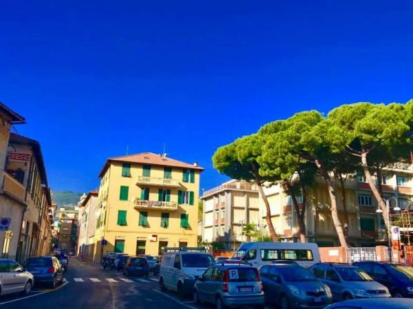 Appartamento in vendita a Santa Margherita Ligure, Centro Città, 75 mq
