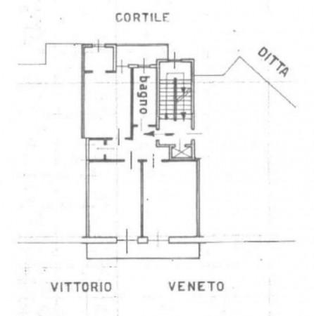 Appartamento in vendita a Venaria Reale, Centro, 75 mq - Foto 3