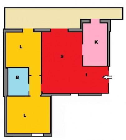 Appartamento in vendita a Roma, Cinecittà Est, Con giardino, 90 mq - Foto 2