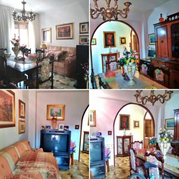 Appartamento in vendita a Roma, Lucio Sestio, Con giardino, 85 mq