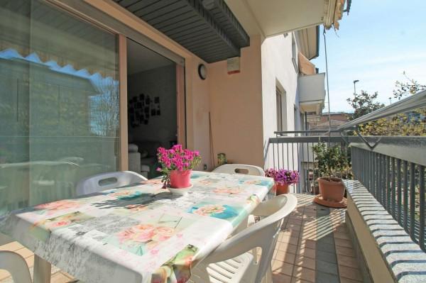 Appartamento in vendita a Cassano d'Adda, Con giardino, 98 mq