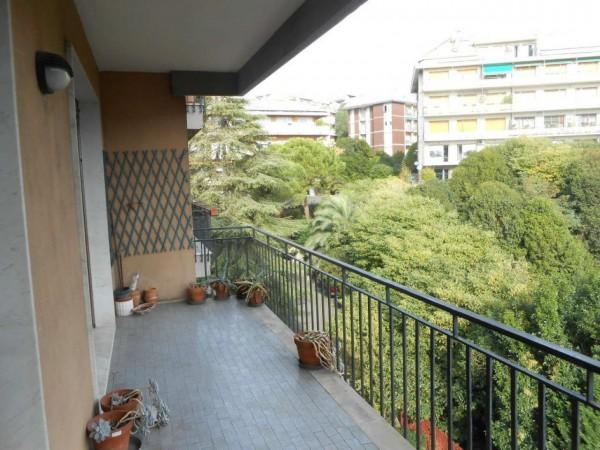 Appartamento in affitto a Genova, Adiacenze Via Puggia, Arredato, 135 mq - Foto 30