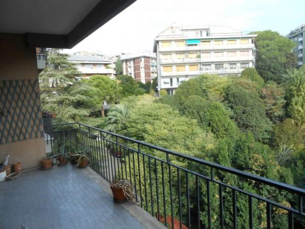 Appartamento in affitto a Genova, Adiacenze Via Puggia, Arredato, 135 mq - Foto 5