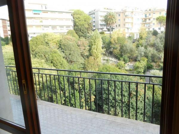 Appartamento in affitto a Genova, Adiacenze Via Puggia, Arredato, 135 mq - Foto 31