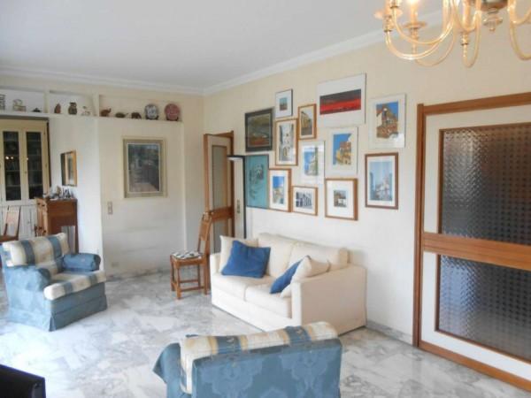 Appartamento in affitto a Genova, Adiacenze Via Puggia, Arredato, 135 mq - Foto 27