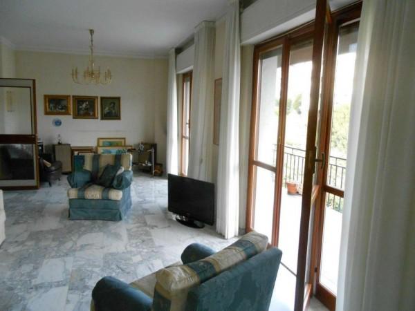 Appartamento in affitto a Genova, Adiacenze Via Puggia, Arredato, 135 mq - Foto 23