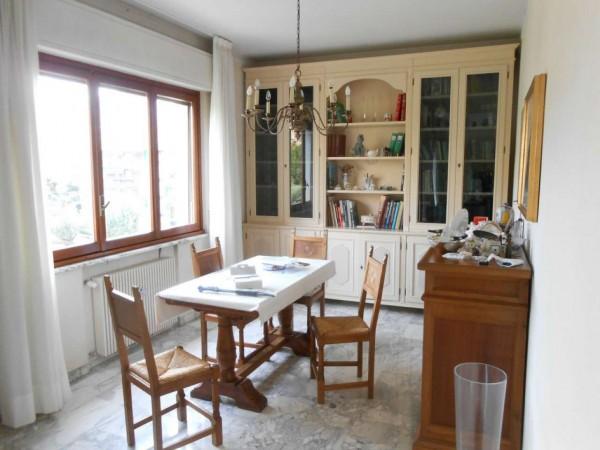 Appartamento in affitto a Genova, Adiacenze Via Puggia, Arredato, 135 mq