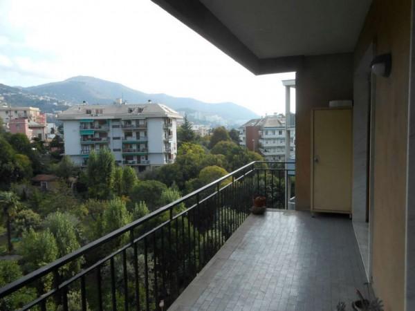 Appartamento in affitto a Genova, Adiacenze Via Puggia, Arredato, 135 mq - Foto 29