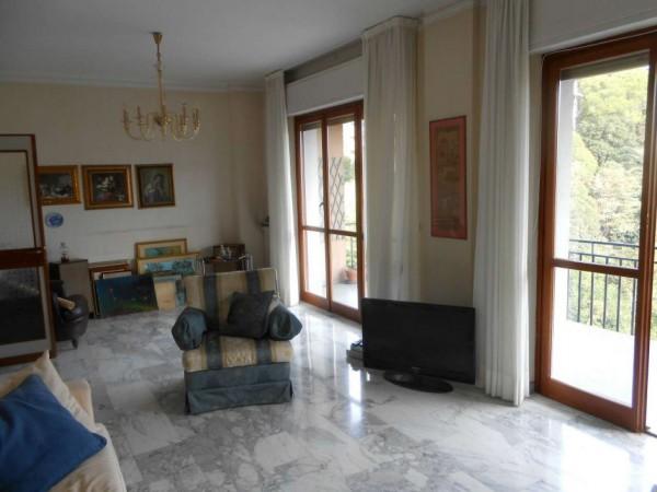 Appartamento in affitto a Genova, Adiacenze Via Puggia, Arredato, 135 mq - Foto 45