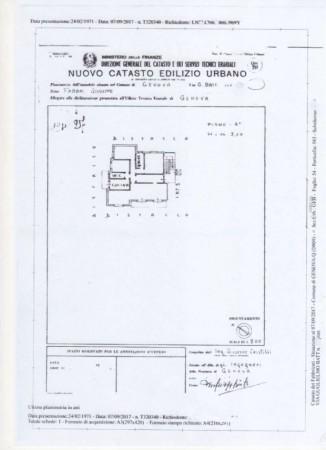Appartamento in affitto a Genova, Adiacenze Via Puggia, Arredato, 135 mq - Foto 2