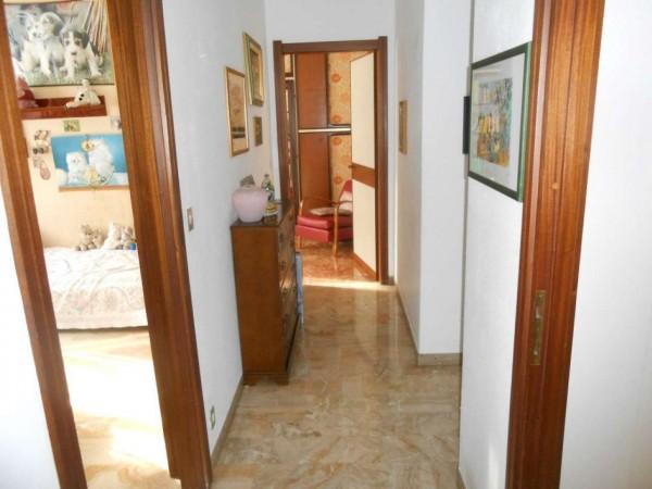 Appartamento in affitto a Genova, Adiacenze Via Puggia, Arredato, 135 mq - Foto 12