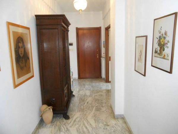 Appartamento in affitto a Genova, Adiacenze Via Puggia, Arredato, 135 mq - Foto 13