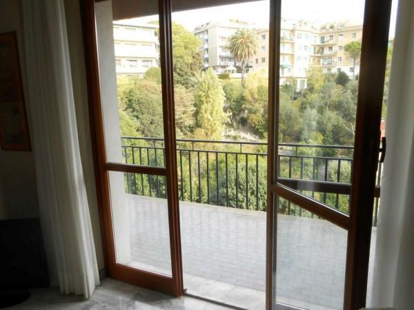 Appartamento in affitto a Genova, Adiacenze Via Puggia, Arredato, 135 mq - Foto 7