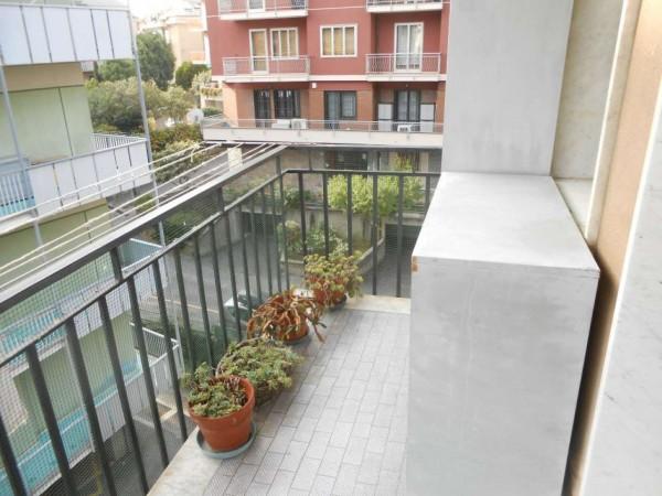 Appartamento in affitto a Genova, Adiacenze Via Puggia, Arredato, 135 mq - Foto 6