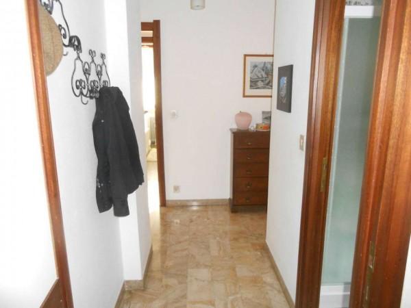 Appartamento in affitto a Genova, Adiacenze Via Puggia, Arredato, 135 mq - Foto 19