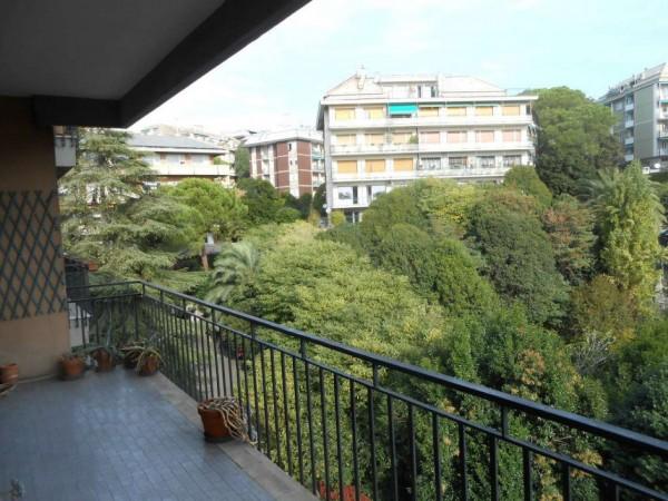Appartamento in affitto a Genova, Adiacenze Via Puggia, Arredato, 135 mq - Foto 28