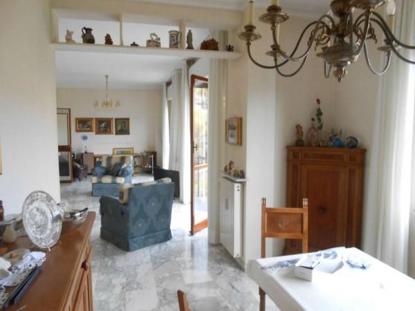Appartamento in affitto a Genova, Adiacenze Via Puggia, Arredato, 135 mq - Foto 24