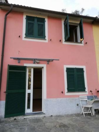 Casa indipendente in affitto a Avegno, Con giardino, 60 mq