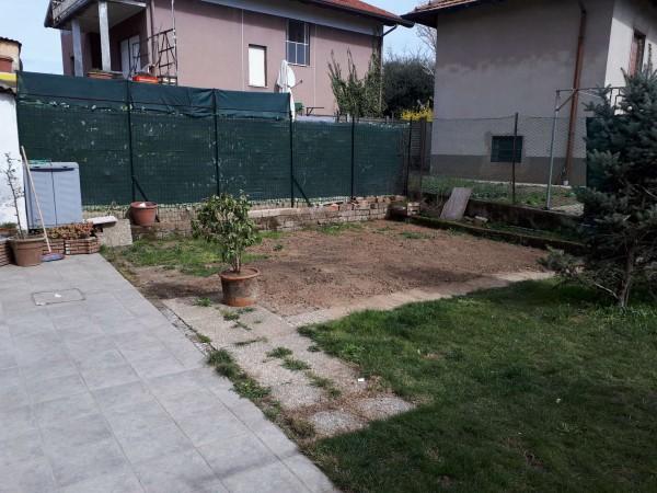 Appartamento in vendita a Cesate, Centro, Con giardino, 105 mq