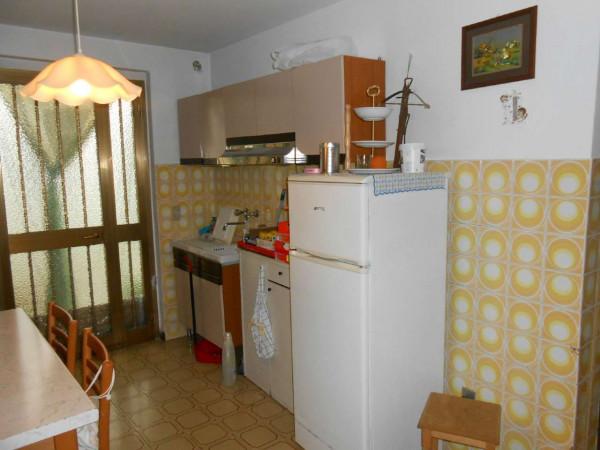 Casa indipendente in vendita a Trescore Cremasco, Centro, Con giardino, 227 mq - Foto 31