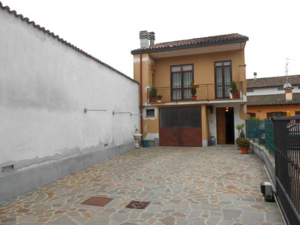 Casa indipendente in vendita a Trescore Cremasco, Centro, Con giardino, 227 mq - Foto 25