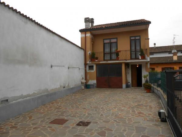 Casa indipendente in vendita a Trescore Cremasco, Centro, Con giardino, 227 mq - Foto 26