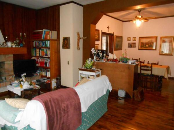 Casa indipendente in vendita a Trescore Cremasco, Centro, Con giardino, 227 mq - Foto 10
