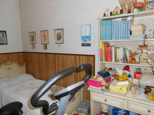 Casa indipendente in vendita a Trescore Cremasco, Centro, Con giardino, 227 mq - Foto 36