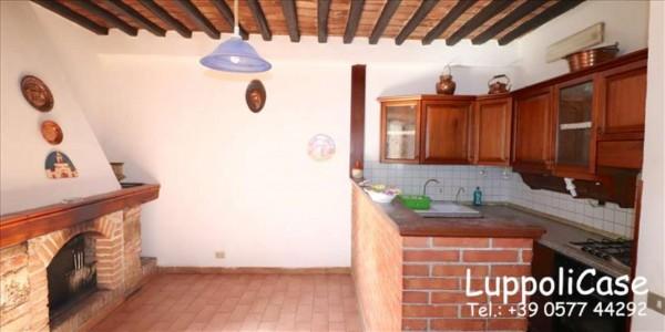 Appartamento in vendita a Sovicille, 110 mq