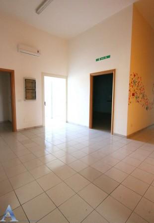 Locale Commerciale  in affitto a Taranto, Lama, Con giardino, 370 mq - Foto 17