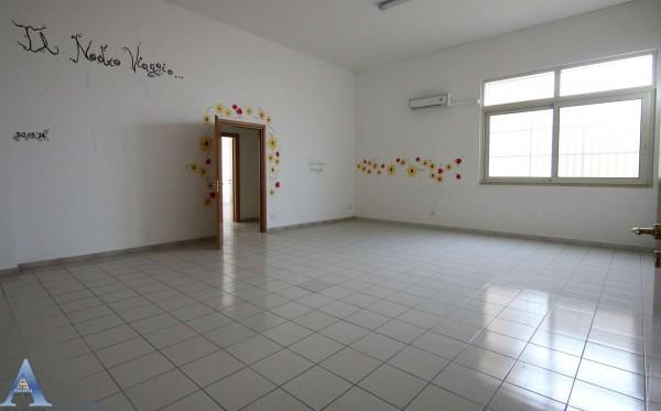 Locale Commerciale  in affitto a Taranto, Lama, Con giardino, 370 mq - Foto 13