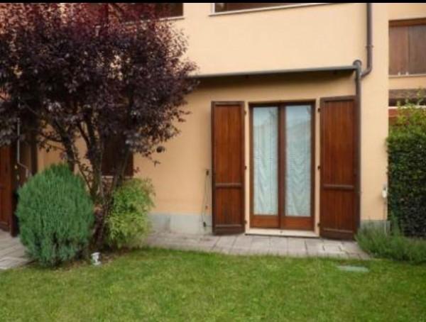 Bilocale in affitto a Concesio, Concesio, Con giardino, 60 mq